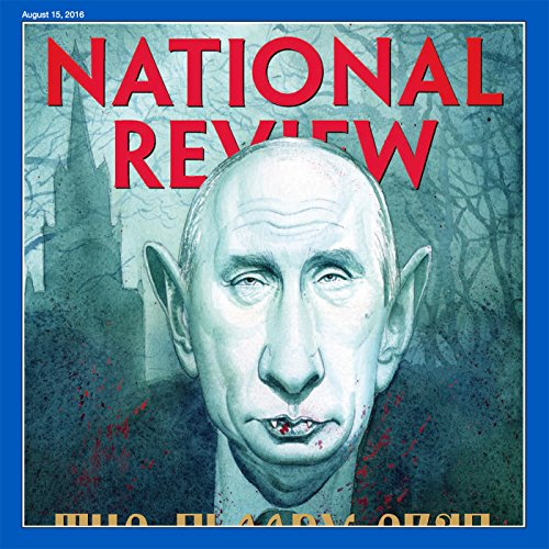 National Review - August 15, 2016 audiobook cover art