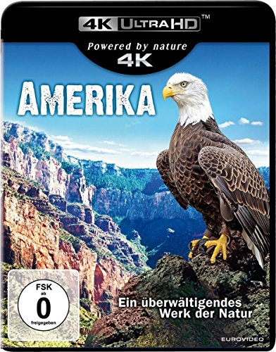Amerika (4K Ultra HD) [Blu-ray]