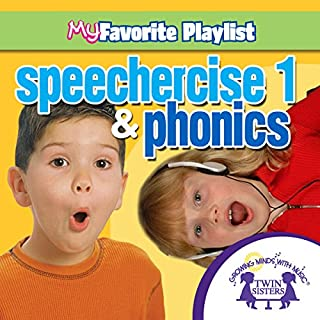 Speechercise 1 and Phonics cover art