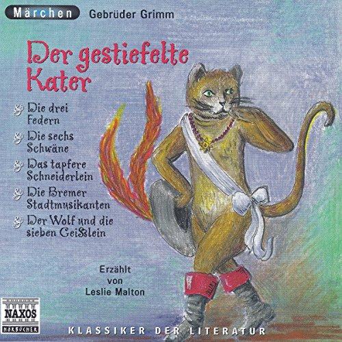 『Der Gestiefelte Kater und andere Märchen』のカバーアート