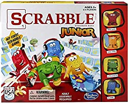 Fun activities for Thanksgiving, Scrabble Junior