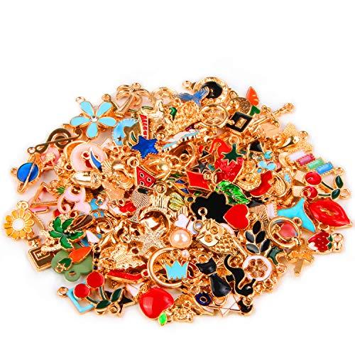SANNIX 170Pcs Jewelry Making Cha...