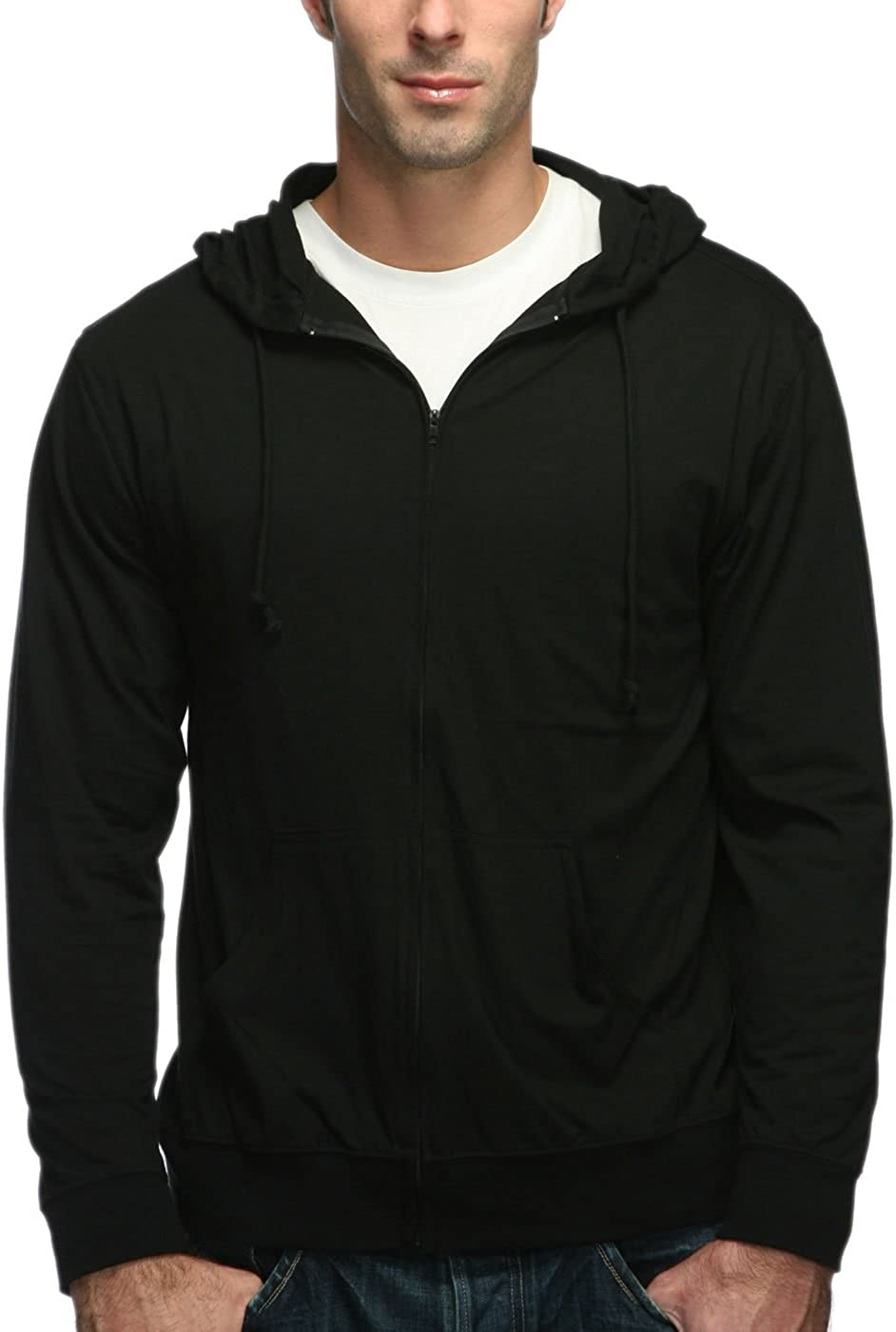 Max 84% OFF Cottonhood Long Sleeve T-Shirt Zip Our shop OFFers the best service Hoodie