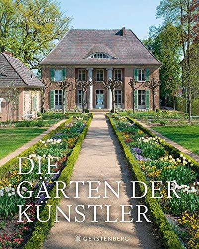 Buchseite und Rezensionen zu 'Die Gärten der Künstler' von Jackie Bennett