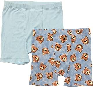 Boys 2pcs Boxer Briefs Underwear (Little Boys: XS, S, M & Big Boys: L, XL)