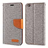ZTE Nubia N2 Case, Oxford Leather Wallet Case with Soft TPU