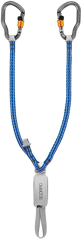 Petzl Scorpio Vertigo, cuerda, set de vía ferrata, multicolor, uni