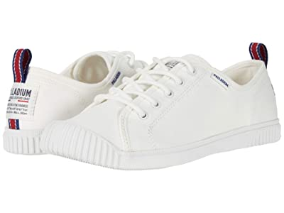 Palladium Easy Lace (Star White) Women