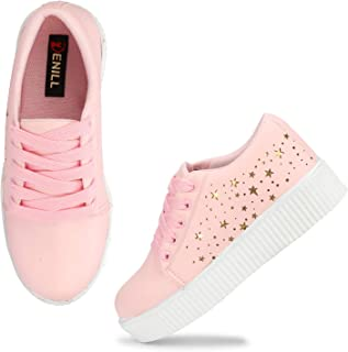 Denill Latest Collection, Comfortable & Fashionable Sneaker Shoes for Women's and Girl's