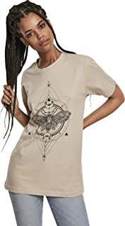 Mister Tee Ladies Moth tee Camiseta para Mujer