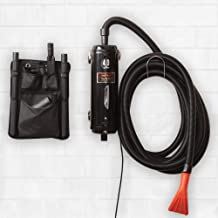 Metro Vac N Blo Car Vacuum Dryer Commercial Series Model PRO-83BA-CS - Includes 30 Foot Commercial Hose