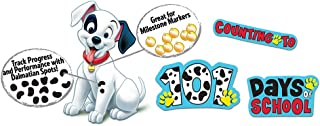 Eureka 101 Dalmatians Spot On Counting Bulletin Board Set