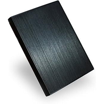 MARSHAL 外付け ハードディスク 500GB ポータブル HDD USB3.0/2.0 【簡単接続】 テレビ録画対応 電源不要 放熱性に優れたアルミボディ MAL2500EX3-MK