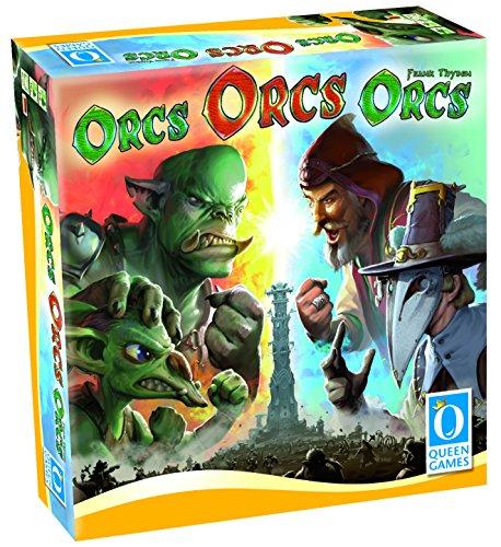 Queen Games 20040 - Orcs Orcs Orcs