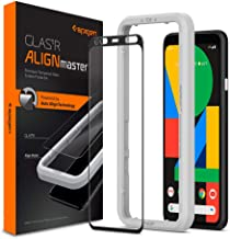 Spigen Google Pixel 4 XL Align Master Tempered Glass Screen Protector with Auto Align Technology - Edge to Edge