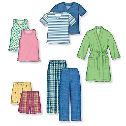 Simplicity Sewing Pattern 2569 Toddler and Child Costumes BB 4-5-6-7-8