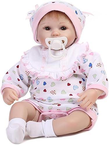 orden en línea FairytaleMM 16    muñeca bebé Realista Lifelike bebé Reborn recién Nacido Hechas a Mano con Suave del Silicón Niños  conveniente