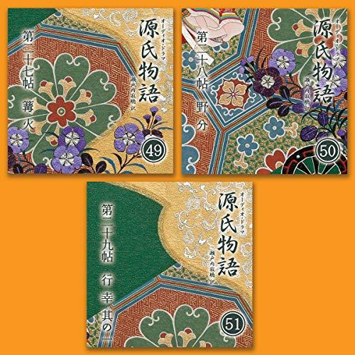 『源氏物語 瀬戸内寂聴 訳 3本セット(十七)』のカバーアート