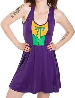 womens joker fancy dress
