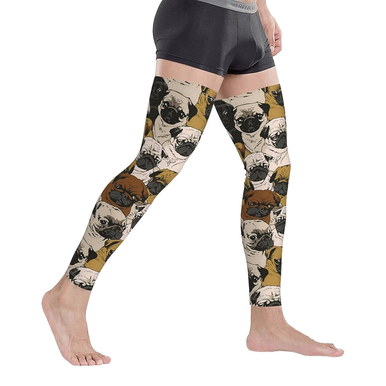 Full Leg Sleeves Ranking TOP12 Compression Sleeve Pug Bombing new work Imagen De Lengt