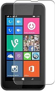 Vaxson 4-pack skärmskydd, kompatibel med NOKIA Lumia 530, TPU Guard filmskydd klistermärke [INTE härdat glasfodral]