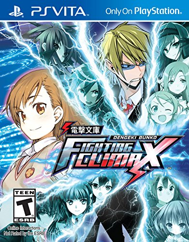 Dengeki Bunko: Fighting Climax - PlayStation Vita Standard Edition