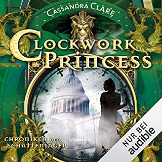 Clockwork Princess Titelbild