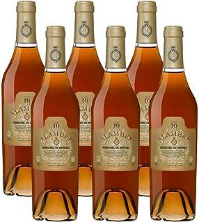 Alambre Moscatel 10 Years 500ml - Dessertwein - 6 Flaschen