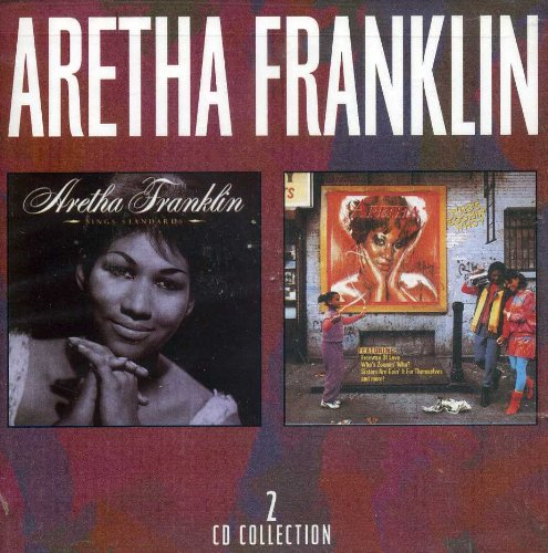 Aretha Franklin: Sings Standards / Who's Zoomin' Who? [2 CD Collection]