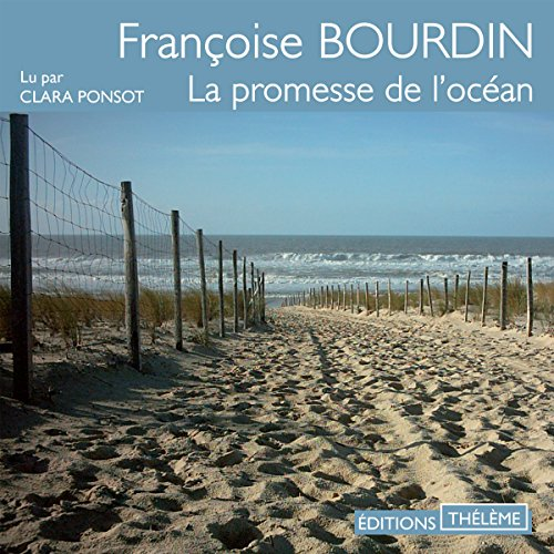 La promesse de l'océan audiobook cover art