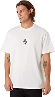 Globe Men's Dion Agius Thorn Mens Tee Short Sleeve Cotton White