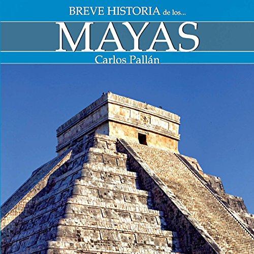 Couverture de Breve historia de los mayas