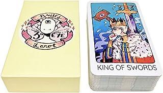 jokeWEN Britts Third Eye Tarot ブリットサードアイタロットフル英語版78-カードデッキオラクルフレンズパーティーボードゲーム占い運命