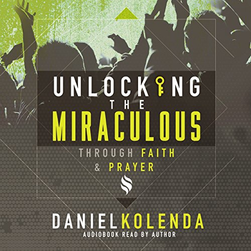 Unlocking the Miraculous audiobook cover art