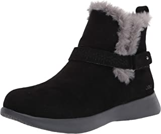 JBU by Jambu womens Boot, Fashion Ankle Boot, Black, 6.5 US