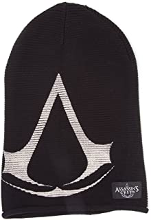 Assassin's Creed Official Licensed Movie Logo Crest Tube Beanie Hat