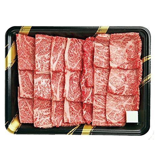山形農業協同組合 冷蔵 山形牛 食べ比べ焼き肉セット 500g〔モモ肉250g・バラ肉250g〕