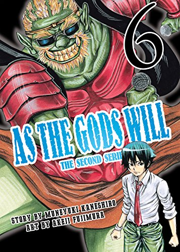 As The Gods Will: The Second Series Vol. 6 (English Edition)