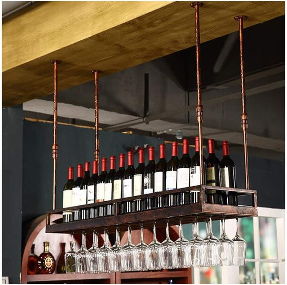 Wine Bottle New product type Holder Creative free Hanging Glass