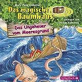 Das Ungeheuer vom Meeresgrund (Das magische Baumhaus 37): 1 CD