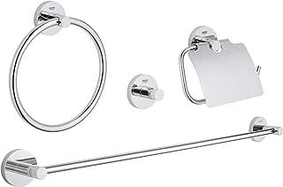 Essentials Master Bathroom Set, 4-In-1