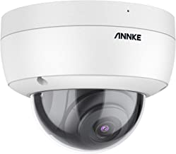 ANNKE C800 4K 8MP PoE IP Dome Security Camera W/ Audio, ONVIF, Ultra HD EXIR Night Vision, H.265+ Video Compression, IP67 ...