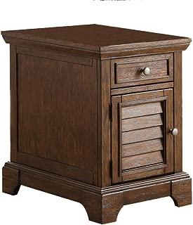 ACME Evrard Dark Oak Side Table