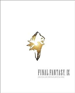 FINAL FANTASY IX Original Soundtrack Revival Disc【映像付サントラ/Blu-ray Disc Music】(特典なし)
