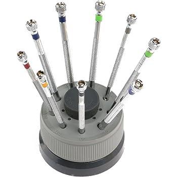 5-teiliges Uhrmacher-Schraubendreher-Set ER Uhrmacherschraubendreher
