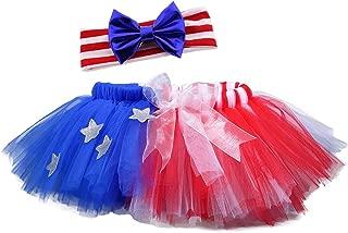 Tutu Skirts for Girls 1-14Y Christmas Elf Costume Holiday Recital Dance Ballet Dress Up