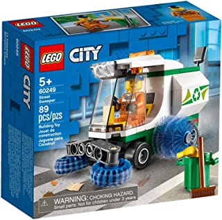 لعبة بناء كاسحة الشوارع من ليغو سيتي (60249)