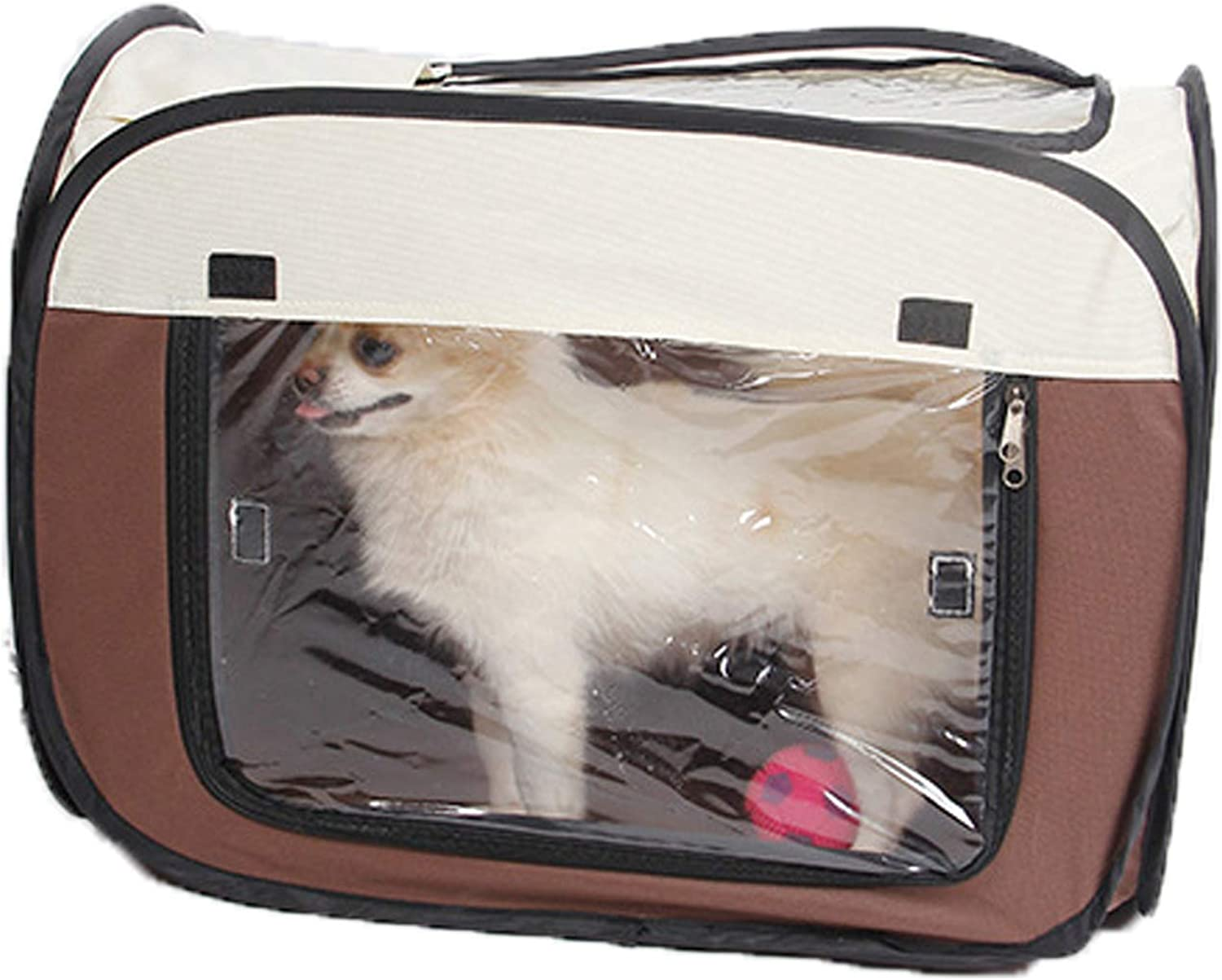 IshowStore Pet Hair Drying Box Room Tent Dryer Grooming House Dry Bag for Dogs Cats Rabbit Puppies Portable Foldable (Large)