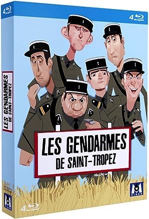 Les Gendarmes de Saint-Tropez [Blu-ray]