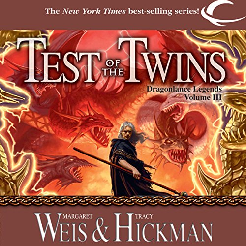 Test of the Twins cover art